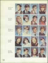 1970 North Kansas City High School Yearbook Page 118 & 119