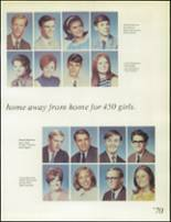 1970 North Kansas City High School Yearbook Page 120 & 121