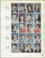 1970 North Kansas City High School Yearbook Page 134 & 135