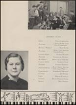 1937 Goshen High School Yearbook Page 16 & 17