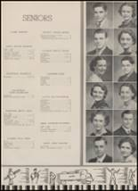 1937 Goshen High School Yearbook Page 22 & 23