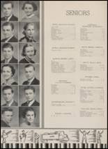 1937 Goshen High School Yearbook Page 26 & 27
