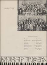 1937 Goshen High School Yearbook Page 28 & 29