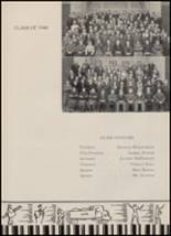 1937 Goshen High School Yearbook Page 32 & 33
