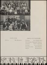1937 Goshen High School Yearbook Page 38 & 39