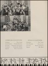 1937 Goshen High School Yearbook Page 40 & 41