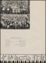 1937 Goshen High School Yearbook Page 42 & 43