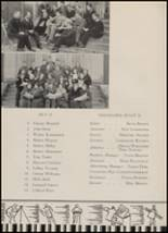 1937 Goshen High School Yearbook Page 52 & 53