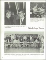 1969 Lincoln Southeast High School Yearbook Page 22 & 23
