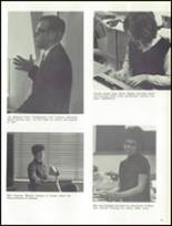 1969 Lincoln Southeast High School Yearbook Page 42 & 43