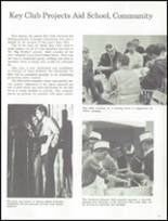 1969 Lincoln Southeast High School Yearbook Page 58 & 59