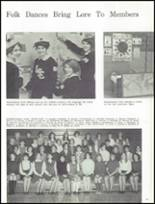 1969 Lincoln Southeast High School Yearbook Page 62 & 63