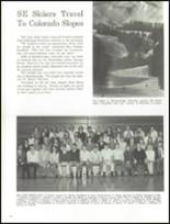 1969 Lincoln Southeast High School Yearbook Page 66 & 67
