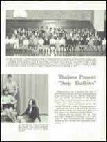 1969 Lincoln Southeast High School Yearbook Page 72 & 73