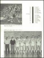 1969 Lincoln Southeast High School Yearbook Page 124 & 125