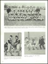 1969 Lincoln Southeast High School Yearbook Page 136 & 137