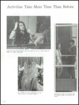 1969 Lincoln Southeast High School Yearbook Page 154 & 155