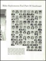 1969 Lincoln Southeast High School Yearbook Page 184 & 185