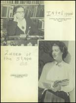 1953 Radford School Yearbook Page 14 & 15