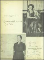 1953 Radford School Yearbook Page 16 & 17