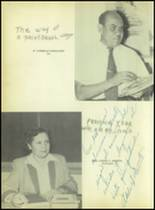 1953 Radford School Yearbook Page 20 & 21