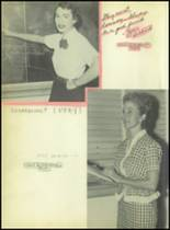 1953 Radford School Yearbook Page 22 & 23