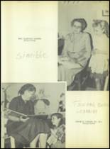 1953 Radford School Yearbook Page 24 & 25