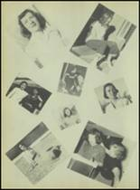 1953 Radford School Yearbook Page 38 & 39