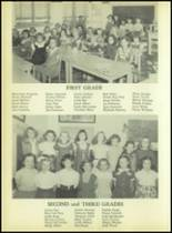 1953 Radford School Yearbook Page 64 & 65