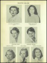 1953 Radford School Yearbook Page 66 & 67