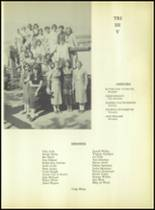 1953 Radford School Yearbook Page 68 & 69