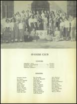 1953 Radford School Yearbook Page 72 & 73