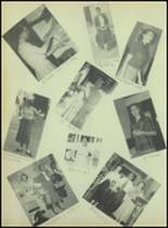 1953 Radford School Yearbook Page 106 & 107