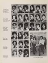 1979 Young Magnet High School Yearbook Page 80 & 81