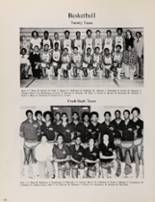 1979 Young Magnet High School Yearbook Page 124 & 125