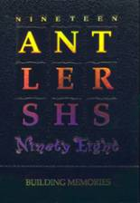 1998 Yearbook Antlers High School