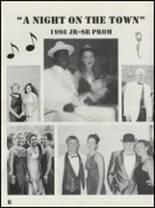 1998 Antlers High School Yearbook Page 10 & 11