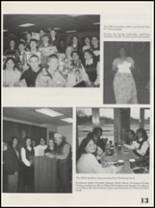 1998 Antlers High School Yearbook Page 16 & 17