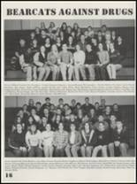1998 Antlers High School Yearbook Page 20 & 21