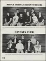 1998 Antlers High School Yearbook Page 28 & 29
