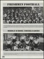 1998 Antlers High School Yearbook Page 40 & 41