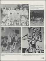 1998 Antlers High School Yearbook Page 44 & 45