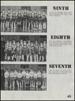 1998 Antlers High School Yearbook Page 48 & 49