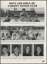 1998 Antlers High School Yearbook Page 56 & 57