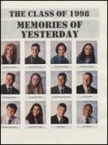 1998 Antlers High School Yearbook Page 68 & 69