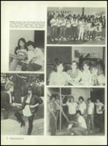 1983 Baird High School Yearbook Page 14 & 15