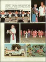 1983 Baird High School Yearbook Page 20 & 21