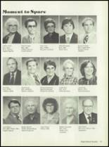 1983 Baird High School Yearbook Page 22 & 23