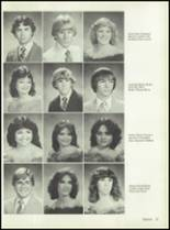 1983 Baird High School Yearbook Page 24 & 25