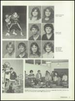 1983 Baird High School Yearbook Page 34 & 35